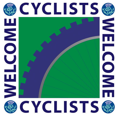 Cyclists Welcome Here