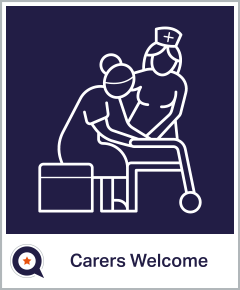 QT Accessibility Carers Welcome