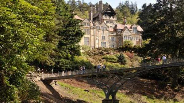 Cragside Gardens and Estate