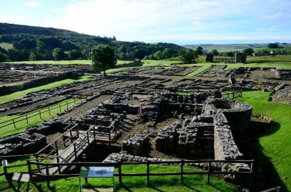 Vindolanda and Roman Army Museum